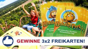 Holiday Park: Freikarten-Freitag #9 – Gewinne 3×2 Eintrittskarten!