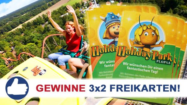 Holiday Park Freikarten-Freitag