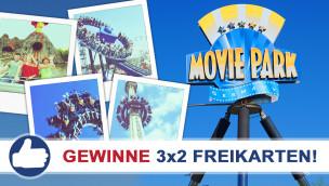 Movie Park Germany: Freikarten-Freitag #11 – Gewinne 3×2 Eintrittskarten!