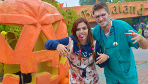 Gardaland: Halloween-Event 2017 ab 7. Oktober mit günstigem Eintritt für Verkleidete zum Auftakt