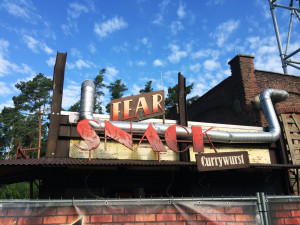 Holiday Park Sky Scream Imbiss Fear Snack