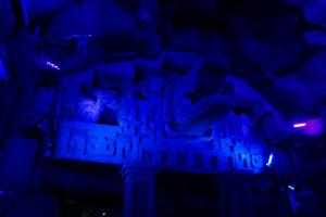Mystische Dunkelheit - The Lost Temple Eröffnung