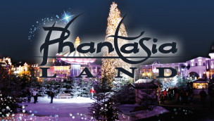 "Phantasialand Wintertraum 2014 mit ""Fort Snowcat"" als exklusive Winter-Attraktion für Kinder"