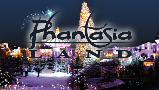 Phantasialand im Winter