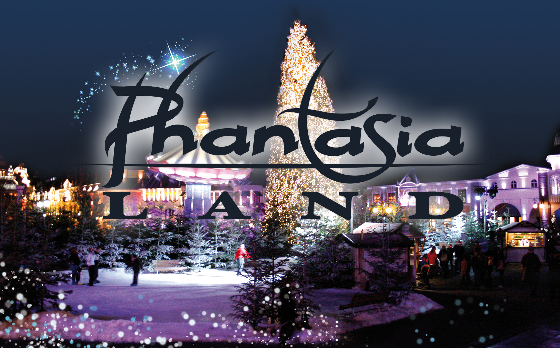 phantasialand schenkt juli besuchern eintritt zu wintertraum 2014. Black Bedroom Furniture Sets. Home Design Ideas