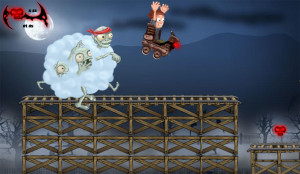 Sky Scream The Game Screenshot