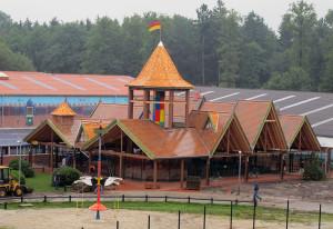 Spielland Erweiterung 2014 Schloss Dankern 2014
