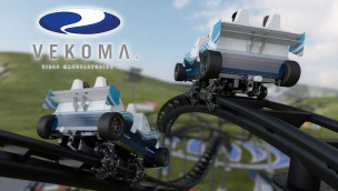 """""""Single Car Racing"""" – Vekoma präsentiert Duelling Launch Coaster mit einzelnen Wagons"""