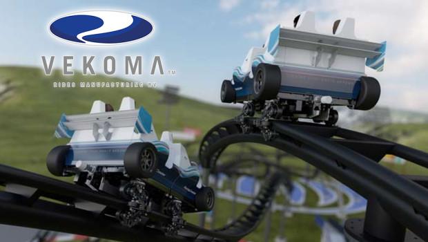 Vekoma Single Car Launch Coaster