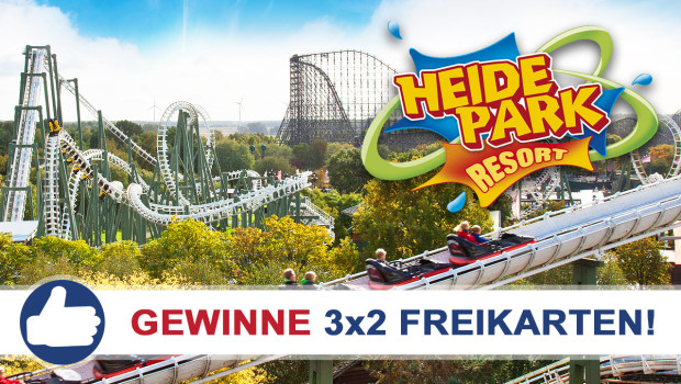 Heide-Park Freikarten-Freitag