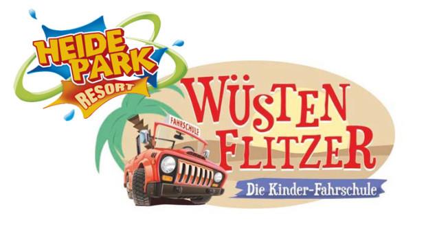 Heide Park Kinderfahrschule Wüstenflitzer