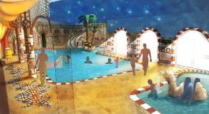 Heide Park Schwimmbad Konzept