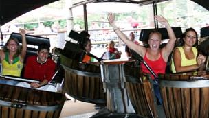 Unfall im Holiday Park bei Spinning Barrels – Mädchen gestorben