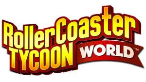RollerCoaster Tycoon World Logo