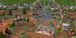 RollerCoaster Tycoon World Screenshot