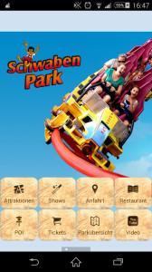 Schwaben Park App