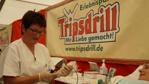 Tripsdrill Blutspende-Aktion 2014 begonnen – 35.000ster Spender erwartet