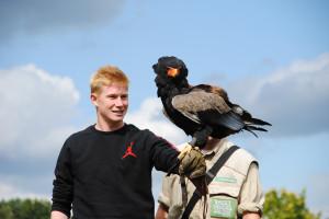 Kevin de Bruyne, Weltvogelpark Walsrode