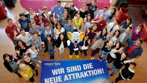 Europa-Park freut sich über 100 Auszubildende im Freizeitpark – neuer Rekord