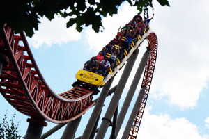 Expedition GeForce im Holiday Park