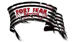 Fort Fear Horrorland Logo