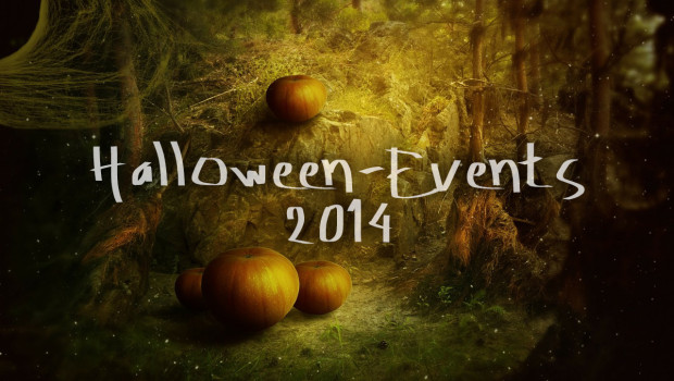 Halloween-Events 2014 in deutschen Freizeitparks