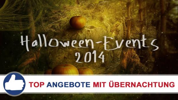 Halloween 2014 Übernachtungs-Angebote