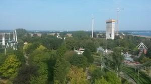 Hansa Park Kärnan Baustelle  2
