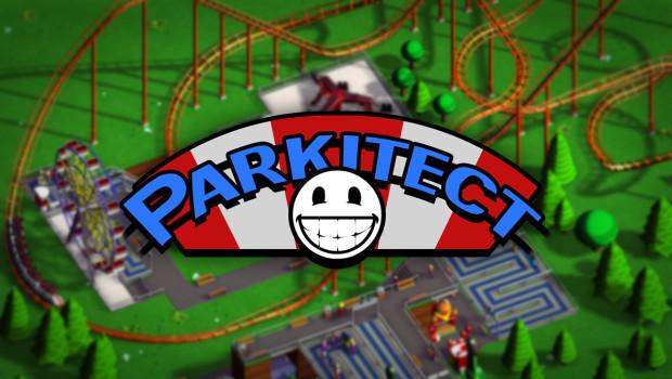 Parkitect Freizeitpark-Spiel