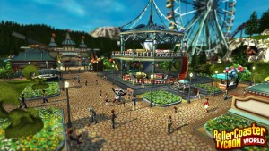 RollerCoaster Tycoon World Screenshot 2