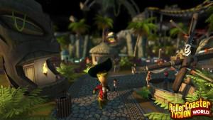 RollerCoaster Tycoon World Screenshot 3