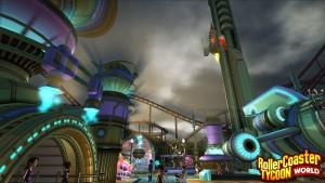 RollerCoaster Tycoon World Screenshot 4