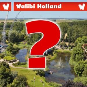 Walibi Holland neue Achterbahn 2016 Teaser