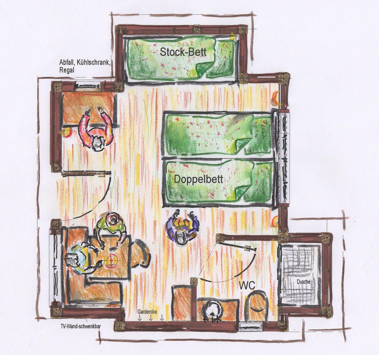 erlebnispark tripsdrill neue baumh user im natur resort bezugsbereit. Black Bedroom Furniture Sets. Home Design Ideas