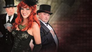 "Dinner-Show ""Cirque d'Europe"" im Europa-Park ab 15. November 2014 mit ""CIRCUS"""