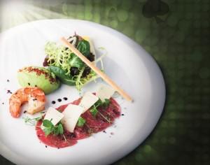 Europa-Park CASINO Dinner-Show 2014 Vorspeise