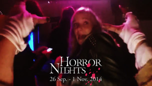 Europa-Park Horror Nights 2014 aus der Sicht eines Monsters [VIDEO]