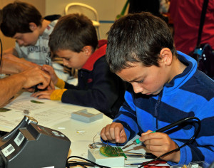 Europa-Park Science Days 2014
