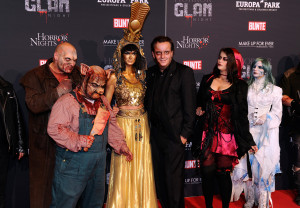 Horror Glam Night 2014 mit Familie Mack