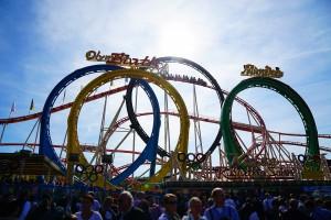 Olympia Looping Achterbahn