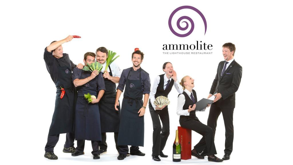 Ammolite Restaurant im Europa-Park