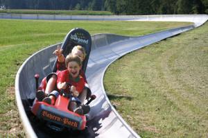 Bayern Park Twinbob Rodelbahn