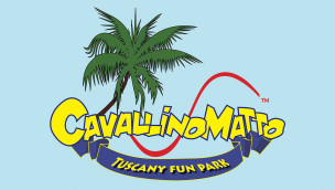 Cavallino Matto – Neuheit 2015 ein Stand-Up Coaster im italienischen Freizeitpark