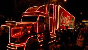 Europa-Park – Coca Cola Weihnachtstruck kommt 2014 in den Freizeitpark