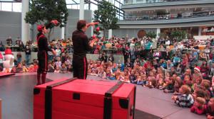 Duo Spaßkoffer im Playmobil FunPark