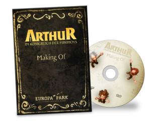 Europa-Park Arthur Making-Of DVD