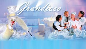 """Zauberhafte Mittagsrevue im Europa-Park: """"Grandioso"""" entführt in die Welt des Varietés"""