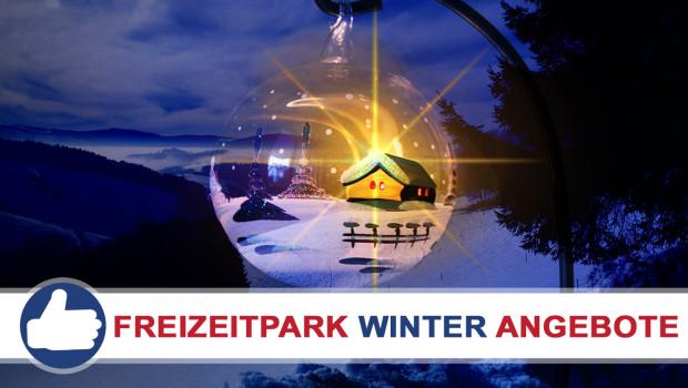 Freizeitpark Winter-Angebote