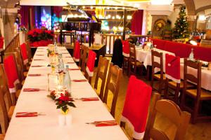 Heide Park Hotel Port Royal Weihnachtsambiente