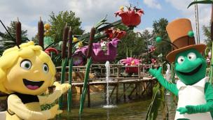 Holiday Park – Majas Frühlingsfest 2015 vom 4. bis 7. Juni